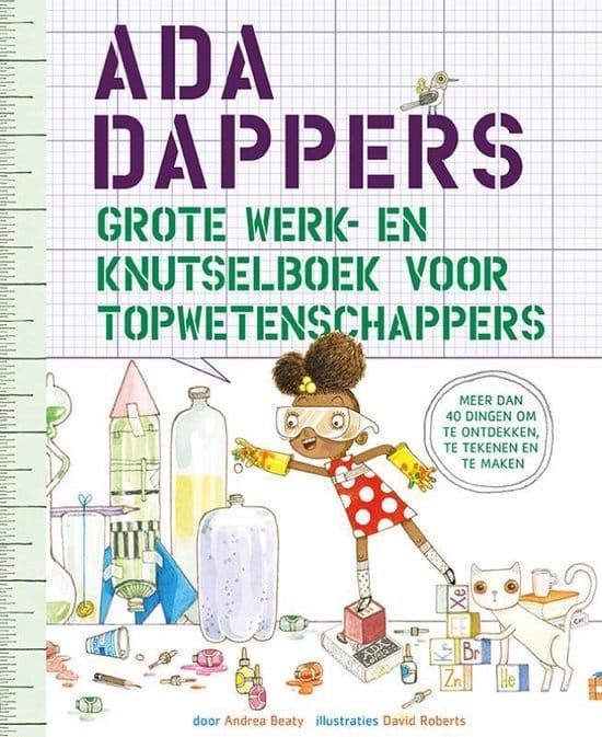 boek ada dappers | Purechild | Boeken voor kinderen