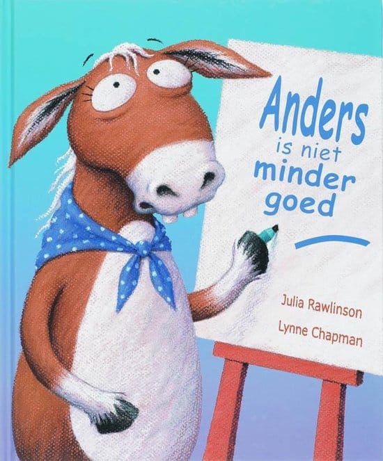 boek anders is niet minder goed | Purechild | Boeken voor kinderen
