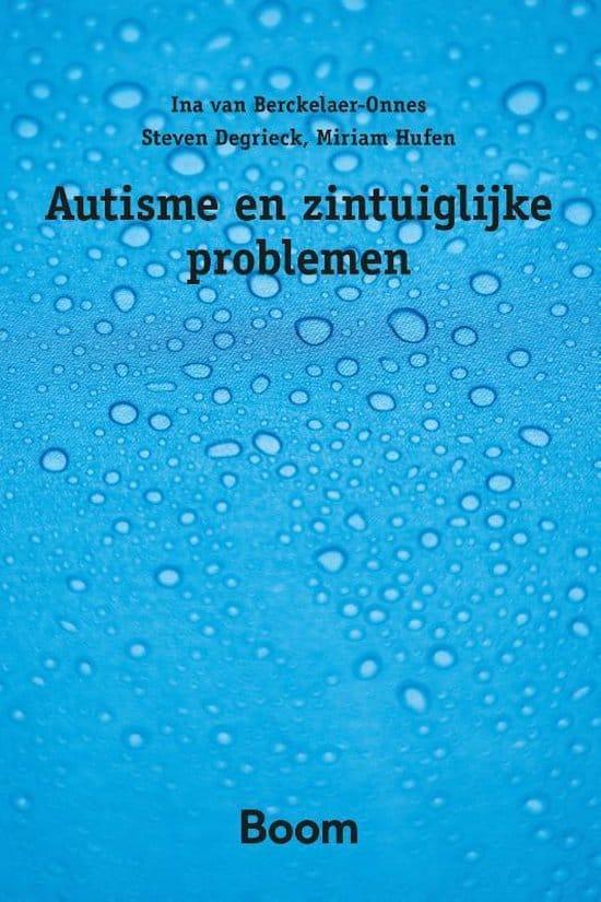 PureChild.be Magazine Voor Ouders & Kinderen | boek autisme en zintuigelijke problemen