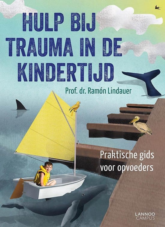 boek hulp bij trauma | PureChild.be Magazine Voor Ouders & Kinderen