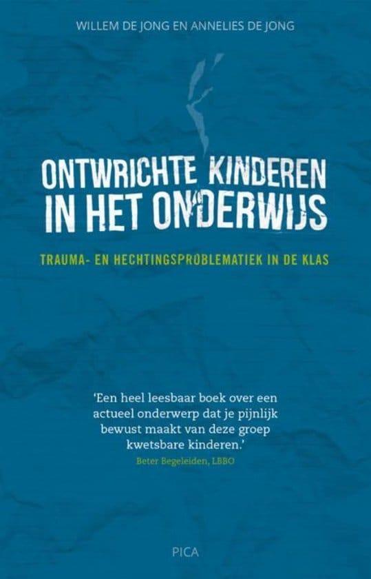 boek ontwrichte kinderen | purechild | boeken voor leraren